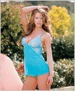 Chemise-Sexy Wear Lingerie LL-7001 $19.00