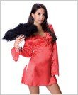 Chemise-Sexy Wear Lingerie SM-80413 $24.36