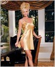 Chemise-Sexy Wear Lingerie LL-BC-011 $27.25