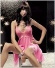 Chemise-Sexy Wear Lingerie SM-80504 $27.49
