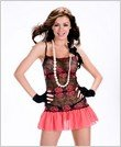 Chemise-Sexy Wear Lingerie SM-80580 $29.05