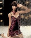 Chemise-Sexy Wear Lingerie SM-80482 $30.61