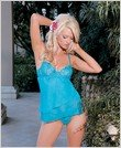 Camisole-Sexy Wear Lingerie LL-7018 $27.11
