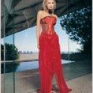 Bustier - Sexy Wear Lingerie LAS-8071 $31.26