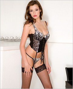 Bustier - Sexy Wear Lingerie ML-52010 $33.93