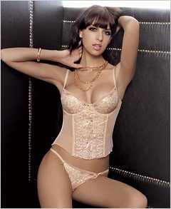 Bustier - Sexy Wear Lingerie SM-80275 $39.85