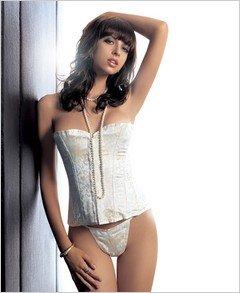 Bustier - Sexy Wear Lingerie SM-80471 $39.99