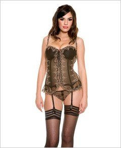Bustier - Sexy Wear Lingerie ML-52008 $44.40
