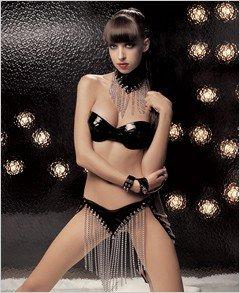 Bustier - Sexy Wear Lingerie SM-80485 $49.36
