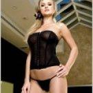 Corset - Sexy Wear Lingerie LA-8940 $21.25