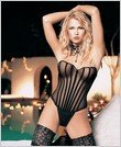 Corset - Sexy Wear Lingerie LAS-8664 $26.88