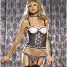 Corset - Sexy Wear Lingerie LA-8060 $57.50