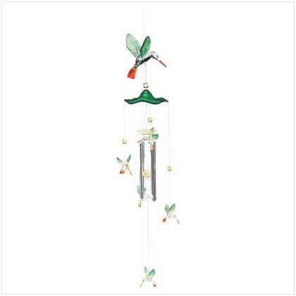 #34699 Hummingbird Windchime