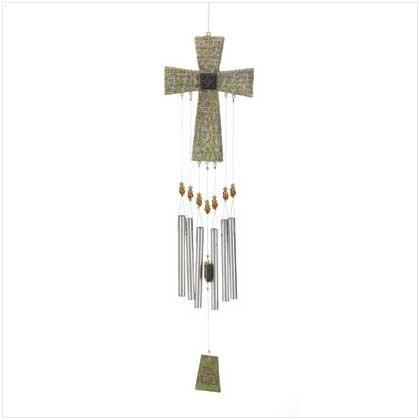 #37826 Lord's Prayer Windchimes