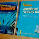 Step Forward 1 ESL Text & Workbook Home School