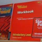 STEP FORWARD INTRO & WORKBOOK ESL Text & Listening CDs