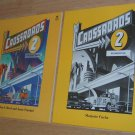 CROSSROADS 2 ESL Text & Workbook Level 3 Beg. High
