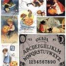 Vintage Digital Collage Sheet 1