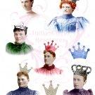 Virtuous Queens