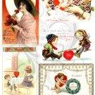 Be My Valentine Digital Collage 4