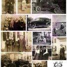 Road Trip Digital collage Sheet