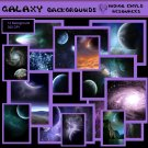 Large Galaxy Premade Backgrounds