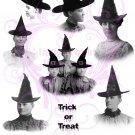 Salem Witches Digital Collage Sheet JPG