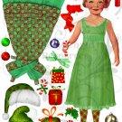 Peppermiint Patty Elf Paper Doll JPG