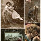 Ephemera Digital Collage Sheet 8 JPG