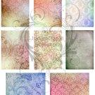 Autumn ATC Digital Collage Sheet