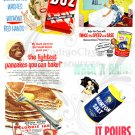 Kitsch Ad 10 Digital Collage Sheet JPG
