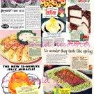 Vintage Recipes Kitch Ad Digital Collage Sheet JPG