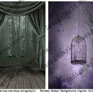 Fantasy Escape Backgrounds Digital Collage Sheet JPG