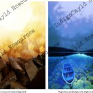 Magical Escape Backgrounds Digital Collage Sheet JPG