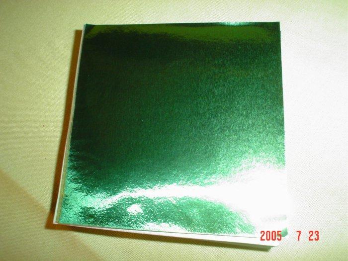 Light Green Foils