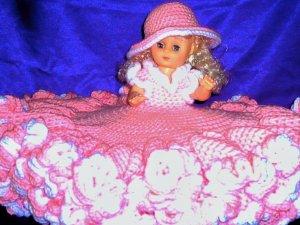Crochet Pillow Doll