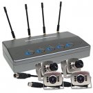 Real Time 4 Channel Wireless Receiver
