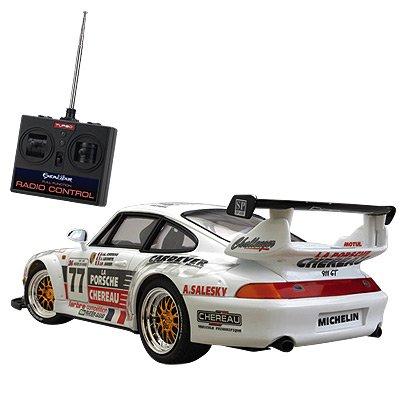 Porsche 911 Gt2 Lemans Race Car