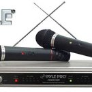 PYLE PROFESSIONAL WIRELESS MICROPHONES