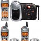 UNIDEN 2.4GHz CORDLESS PHONE w3 HANDSETS