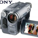 SONY  Hi8 HANDYCAM VIDEO CAMCORDER