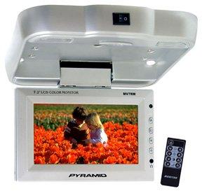 PYRAMID 7.2' WIDESCREEN LCD MONITOR