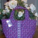 MaggiB Jewel Paisley Day Bucket