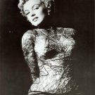 "New Marilyn Monroe Black and White Poster card 8"" x 10"""