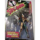 McFarlane Toys' Spawn Ultra-Action Figure Cosmic Angela Teal