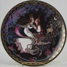 "Royal Porcelain Collector's Plate ""The Betrothal"" by Sandra Wakeen 1991"