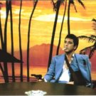 "Color Photo Al Pacino as Scarface with Sunset 4"" x 6"""