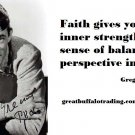 Free Thought For the Day: Gregory Peck on Faith