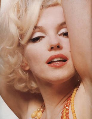 """New Glossy Marilyn Monroe Color Photo 4"""" x 6"""""""