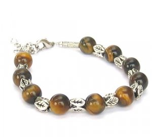 Genuine Tiger's Eye Bracelet
